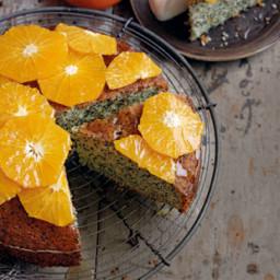 Seville orange poppy seed cake recipe