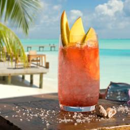 Sex on the Beach: A Seductive, Fruity Vodka Cocktail