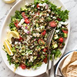 Sexy Lentil Salad