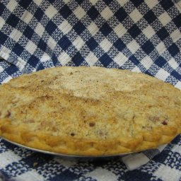 Shady Lane Cherry-Berry-Peach Pie