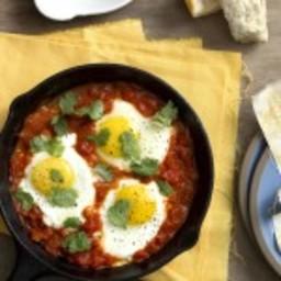 Shakshouka (Israeli Baked Eggs)