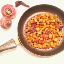Shalgam (turnip) recipe shalgam ki sabzi