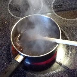Shallot & Red Wine Sauce