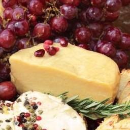 Sharp Cheddar Vegan Cheese Alternative