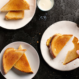 Sheet-Pan Grilled Cheese