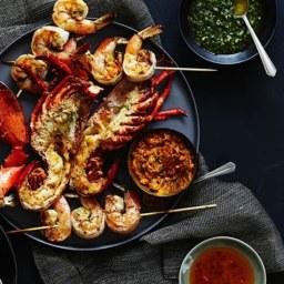 Shellfish Mixed Grill