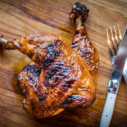 Shenandoah Valley-Style Barbecue Chicken