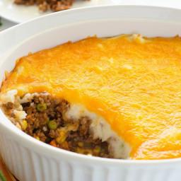 Shepherd's Pie (aka. Cottage Pie)
