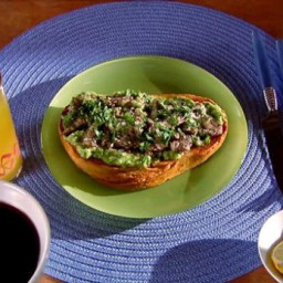 Sherried Sardine Toast