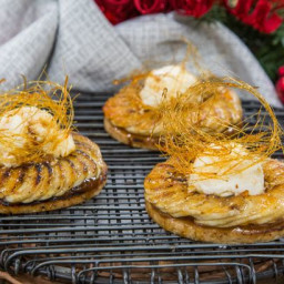Sherry Yard – Caramelized Banana Tarts