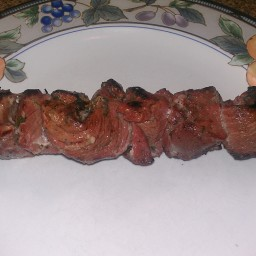 Shish Kabob - (Grilled Marinated Lamb Skewers)