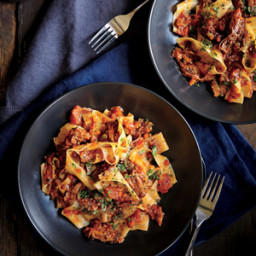 Short Rib and Tomato Ragout