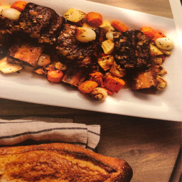 Short Ribs and Root Vegetables