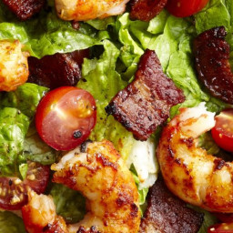 Shrimp BLT Salad