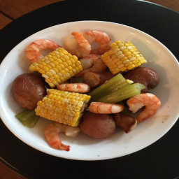 Shrimp Boil in Instant Pot
