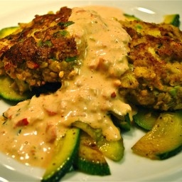 Shrimp Cakes with Spicy Remoulade Sauce