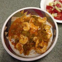Shrimp Creole- low sodium
