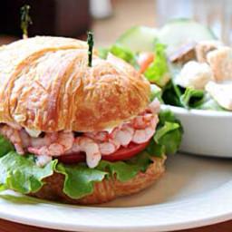 Shrimp Croissant