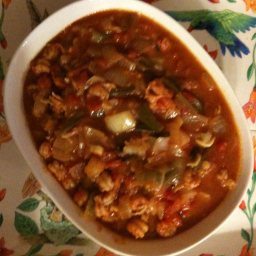Shrimp Etouffee - Granna's Way