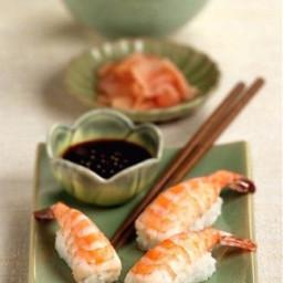 Shrimp Finger Sushi