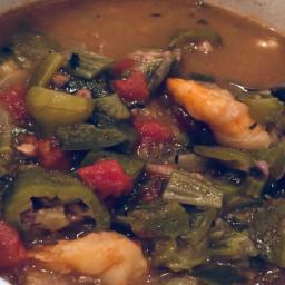 Shrimp & Okra Gumbo