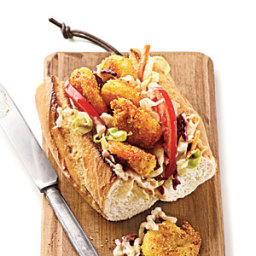 Shrimp Po'boys