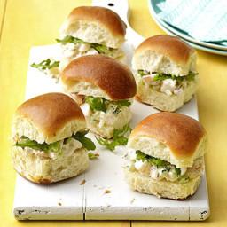 Shrimp Salad Sliders
