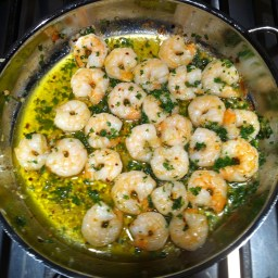 Shrimp with Garlic