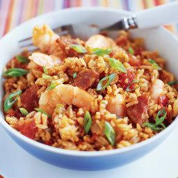 Shrimp Jambalaya