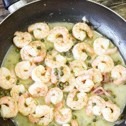 Shrimp Piccata Recipe