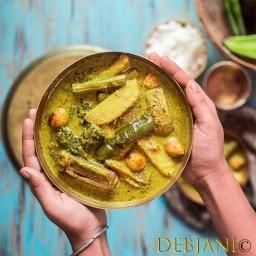Shukto a Bengali delicacy
