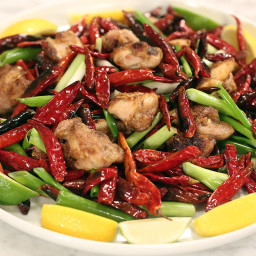 Sichuan Chilli Chicken