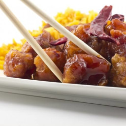 Sichuan General Tso's Chicken