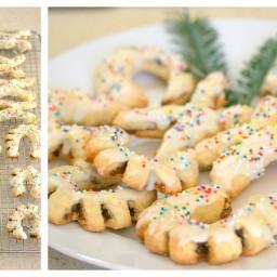 Cuccidata  - Sicilian Fig Cookies
