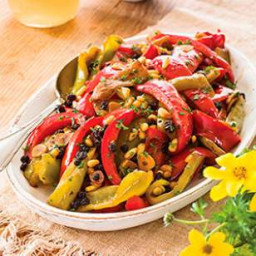 Sicilian Pepper Salad
