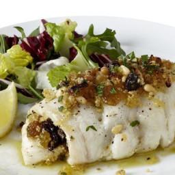 Sicilian-Style Cod