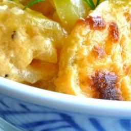Side Dish - Au gratin Potato Casserole