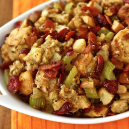 Side Dish - Cranberry Stuffing