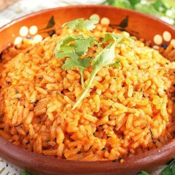 Side Dish - Mexican Rice