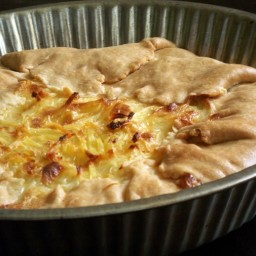 Side Dish - Potato Pie