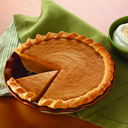 Signature Pumpkin Pie