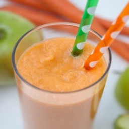 Simple ABC Smoothie with Granny Smith