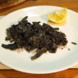 Simple arroz negro