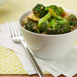Simple Broccoli Stir-fry