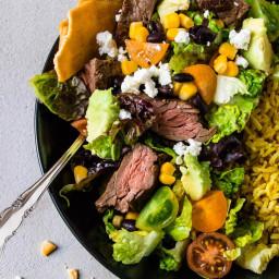 Simple Carne Asada Bowls