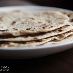 Simple Chapati
