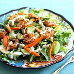 Simple Curried Shrimp Salad