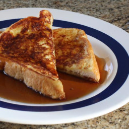 Simple, Delicious French Toast
