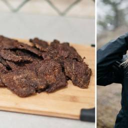 Simple DIY Beef Jerky