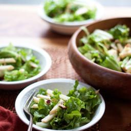 Simple Fall Salad